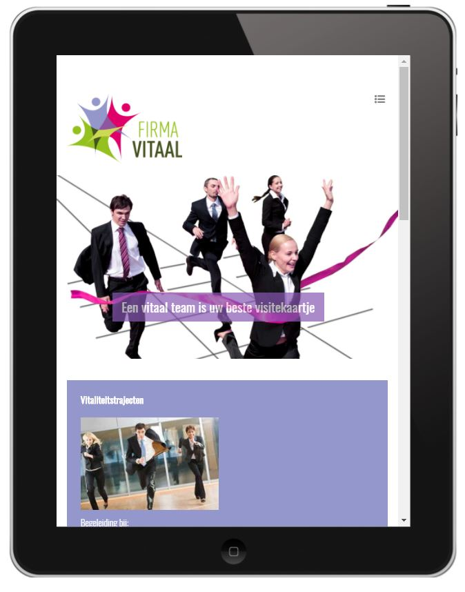 FirmaVitaal_ipad